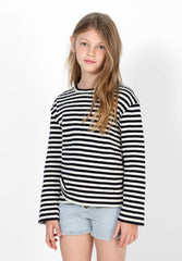 NAUTIC LS TEE GIRLS
