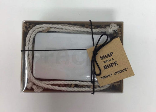 Fairhope Favorites - Soap with A Rope - Mens Soap