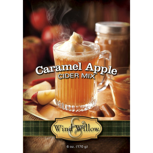 Wind & Willow Caramel Apple Cider Mix - 6 OZ