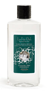 La-Tee-Da! - Effusion Fragrance Refill - Turn Down Service - 32 FL OZ & 16 FL OZ