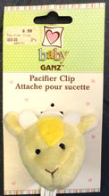 Load image into Gallery viewer, Ganz Soft Spots Pacifier Clips
