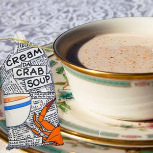 Gullah Gourmet - Cream Da Crab Soup - 8 OZ Bag