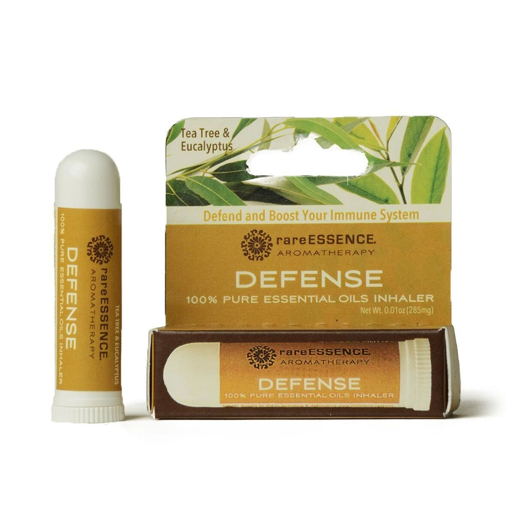 RareEssence - Defense - Aromatherapy Inhaler - 0.01 OZ