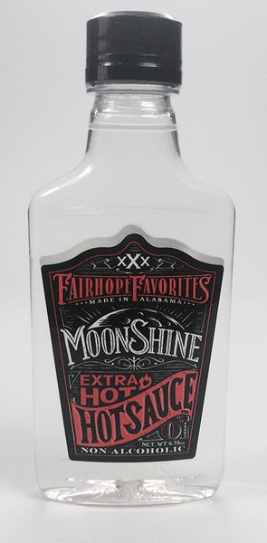 Fairhope Favorites - Moonshine Hot Sauce (Extra Hot, 6.75 oz)