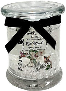 Kiss Me in the Garden - Heavenly Garden Collection - 12 OZ Gel Candle - KISS00084