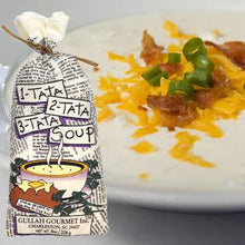 Load image into Gallery viewer, Gullah Gourmet - Potato Soup - 1 Tata, 2 Tata, 3 Tata Soup - 8 OZ Bag