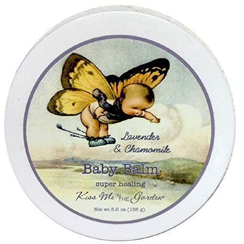 Kiss Me in The Garden - Baby Bath Collection - Baby Shea Butter Balm 5.5 Oz - KISS00012