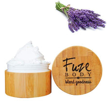 Load image into Gallery viewer, Fuze Body - Whipped Body Butter - Lavender - 200 ML