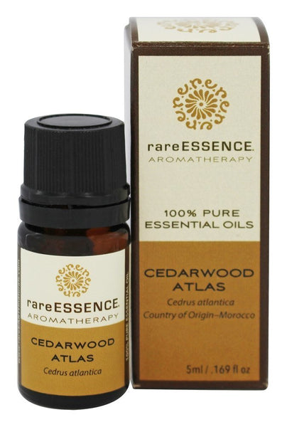 RareEssence - Aromatherapy - Essential Oil - Cedarwood Atlas - 5ml