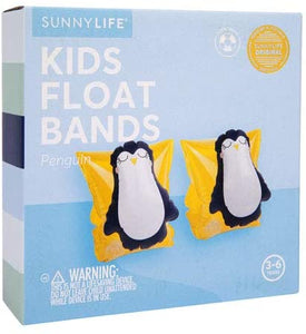 SUNNY LIFE - Kids Float Bands - Penguin