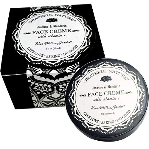 Kiss Me in The Garden - Grateful Nature Collection - Face Creme - KISS00111