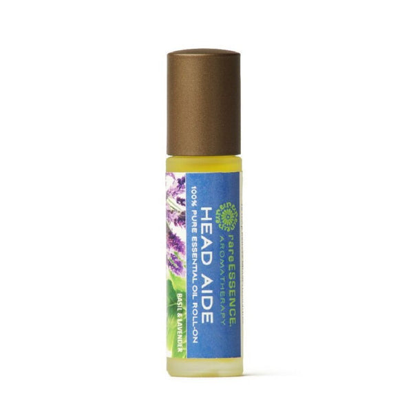 RareEssence - Head Aide - Aromatherapy Roll-On Oil - .33 OZ