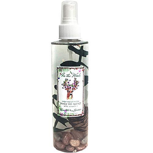 Kiss Me In The Garden - In The Woods Collection - Body Oil Spray 8 FL OZ - KISS00073
