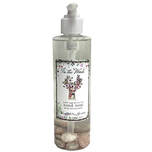 Kiss Me in The Garden - In The Woods Collection - Hand Soap in Pump 8 OZ - Kiss00077