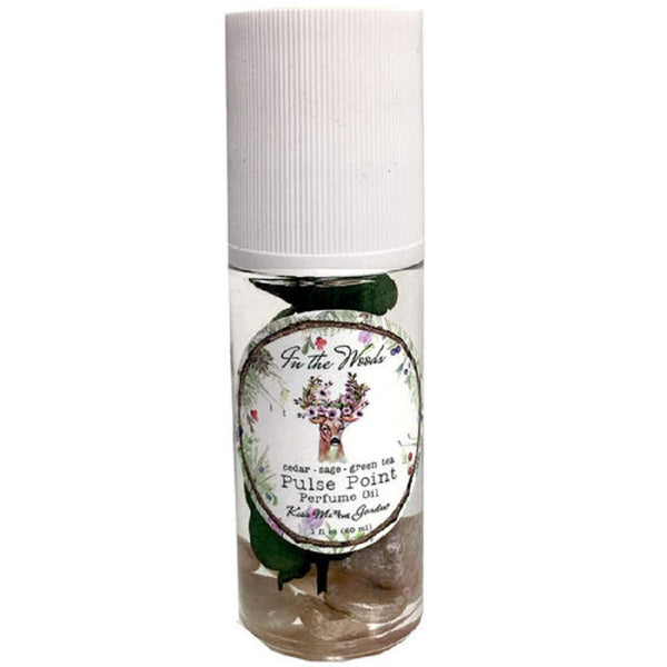Kiss Me In The Garden - In The Woods - Pulse Point Perfume -1 OZ - KISS00127