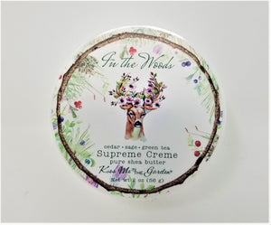 Kiss Me in The Garden - In The Woods Collection - Supreme Creme - 2 OZ- KISS00132