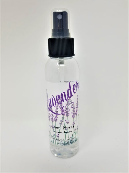 Kiss Me In The Garden - Lavender Lovers Collection - Linen Spray - KISS00095