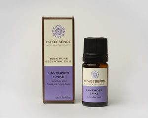 RareEssence - Aromatherapy - Essential Oil - Lavender Spike - 5ml