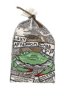 Gullah Gourmet - Lazy Afternoon Crab Dip - 8 OZ Bag
