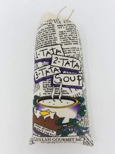 Gullah Gourmet - Potato Soup - 1 Tata, 2 Tata, 3 Tata Soup - 8 OZ Bag