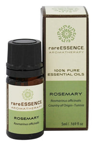 RareEssence - Aromatherapy - Essential Oil - Rosemary { Organic } - 5ml