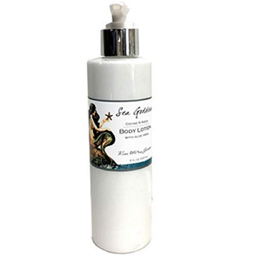 Kiss Me In The Garden - Sea Goddess Collection - Body Lotion - Kiss00062