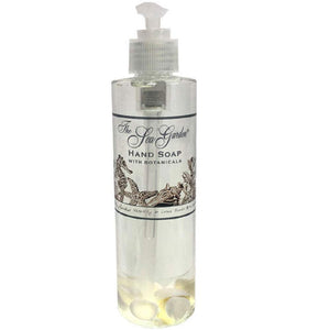 Kiss Me In The Garden - Sea Garden Collection - Hand Soap with Shells - 8 OZ - KISS00125