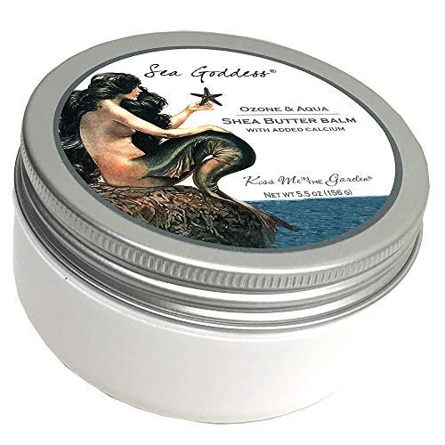Kiss Me in The Garden - Sea Goddess Collection - Shea Butter Balm -Kiss00070