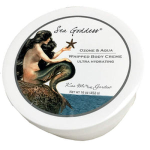 Kiss Me In The Garden - Sea Goddess Collection - Whipped Body Cream - Kiss00061