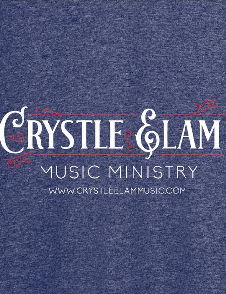 In God We Trust - T-shirts - Crystle Elam Music Ministry