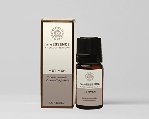 RareEssence - Aromatherapy - Essential Oil - Vetiver - 5ml