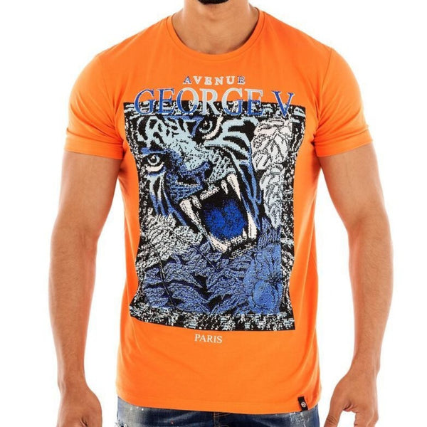 George V - Tiger Tee Orange