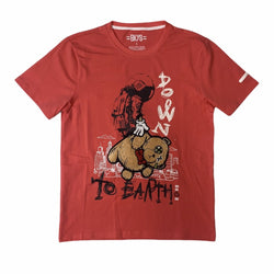 BKYS Down To Earth Tee - T214 / Coral
