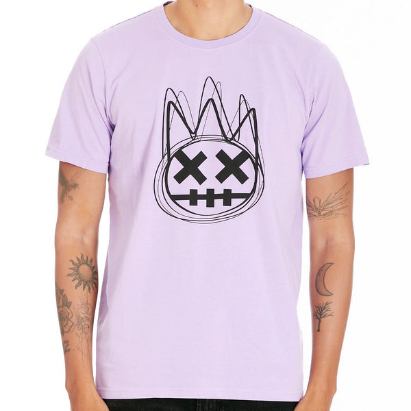 Cult of Individuality - Logo T-Shirt Lilac