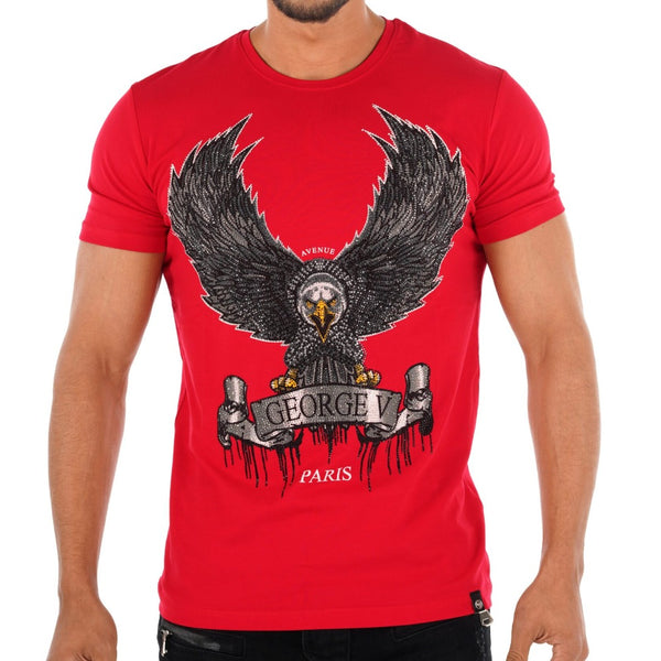George V - Bald Eagle Tee