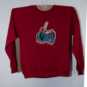 2019 Crew Neck Sweatshirt - Various Colors