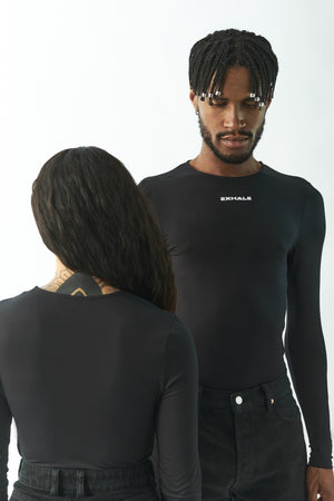 Second Skin Long Sleeve Top