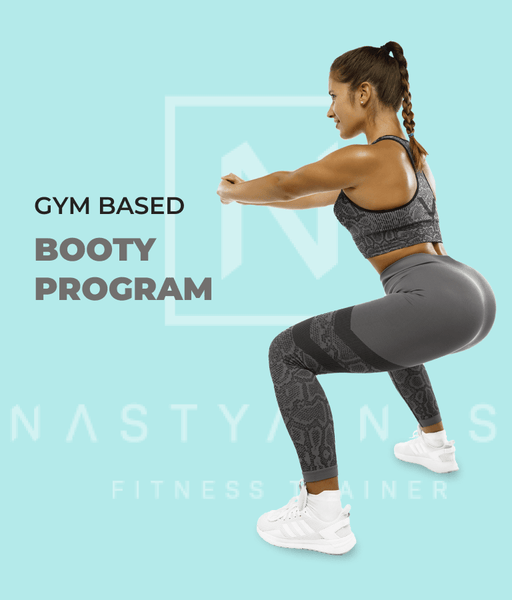 Gym Based Booty Program