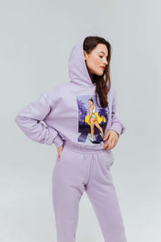Load image into Gallery viewer, Lavender Hoodie