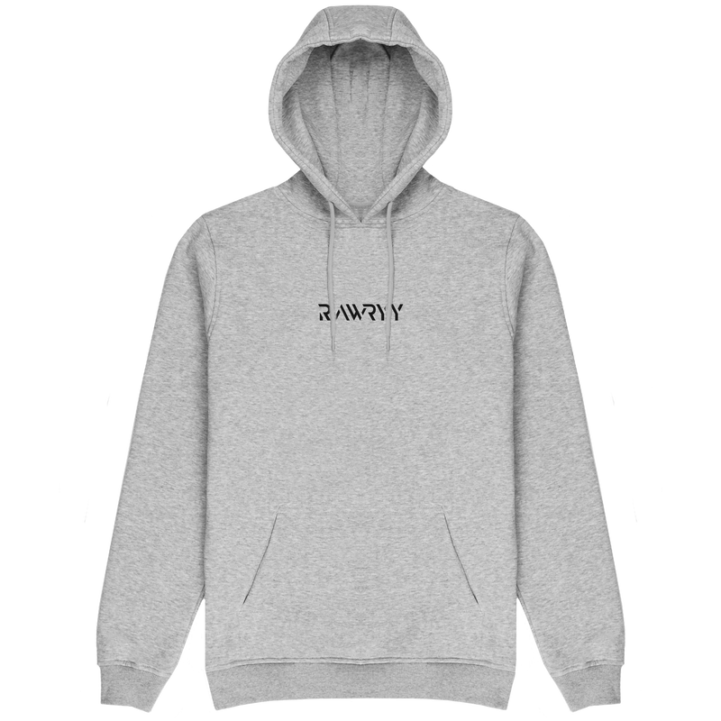 3D Embroidered Pullover Hoodie