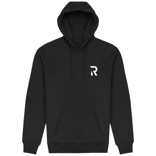Classic Embroidered Pullover Hoodie