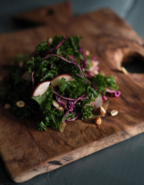 Climate Friendly Recipe: Nordic Autumn Salad