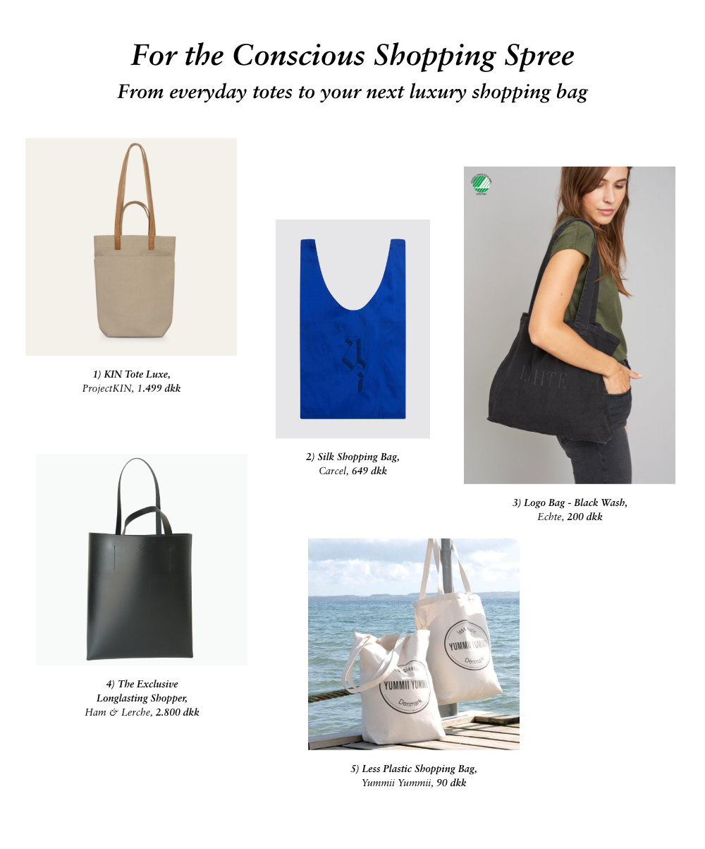 For the Conscious Shopping Spree - The Comarché