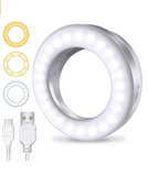 LED Selfie Ring Light For iPhone