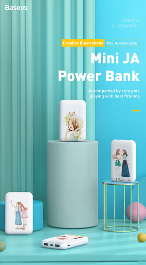 Cute Power Bank