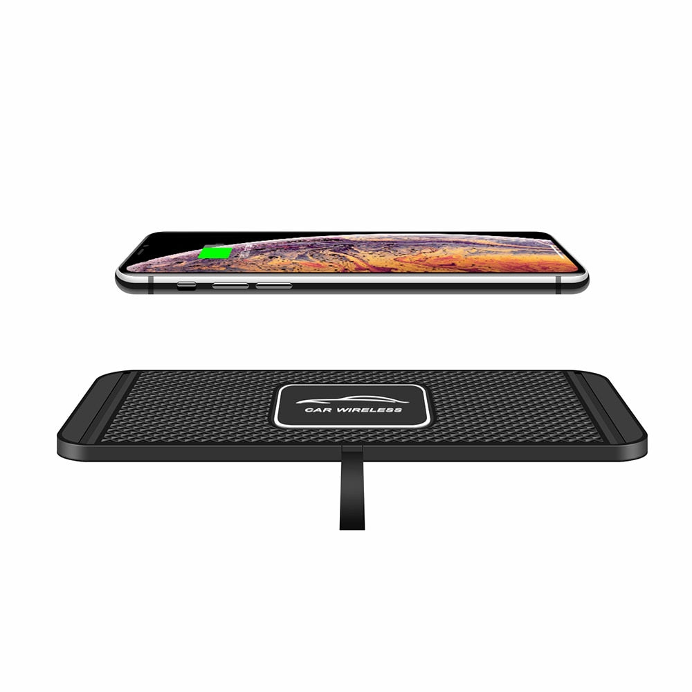 Non-slip  Wireless Charging Pad