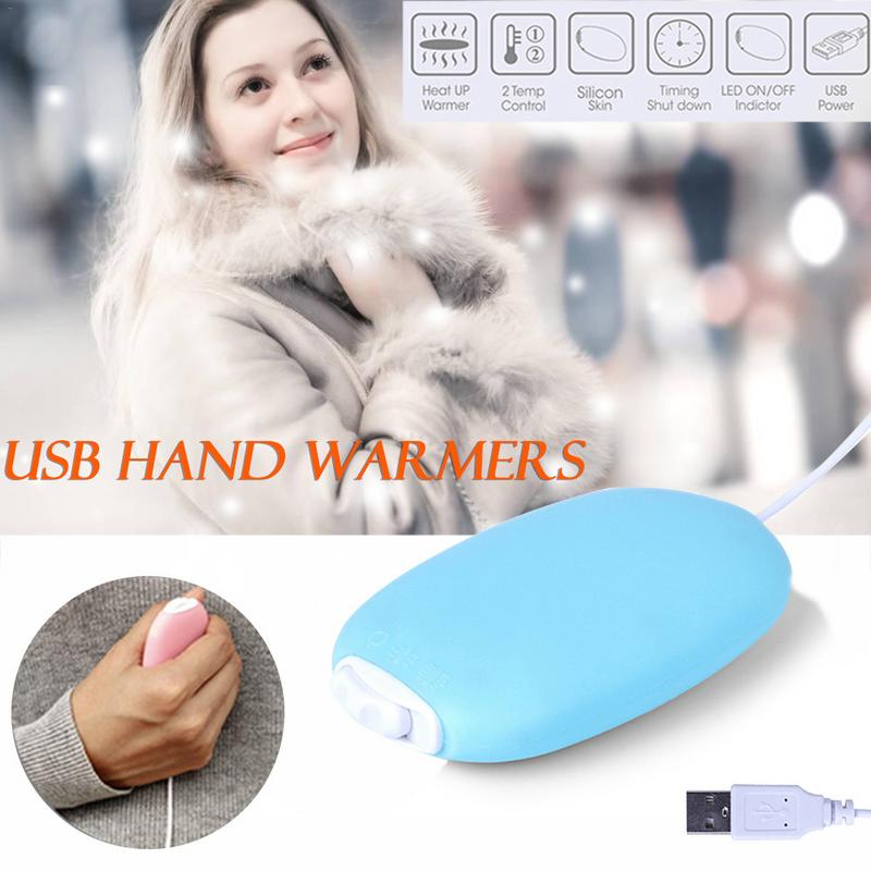 Pocket Hand Warmer Charger