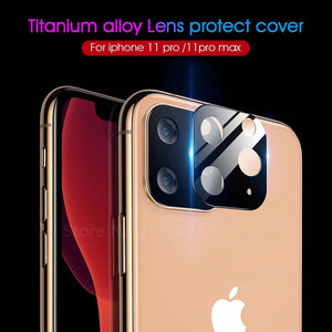 iPhone11 Lens Protection