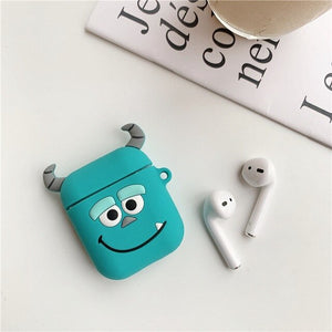 Cute Cartoon Silicon Cover