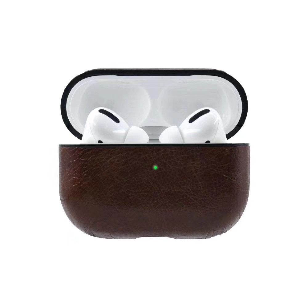 Leather Case for AirPods Pro